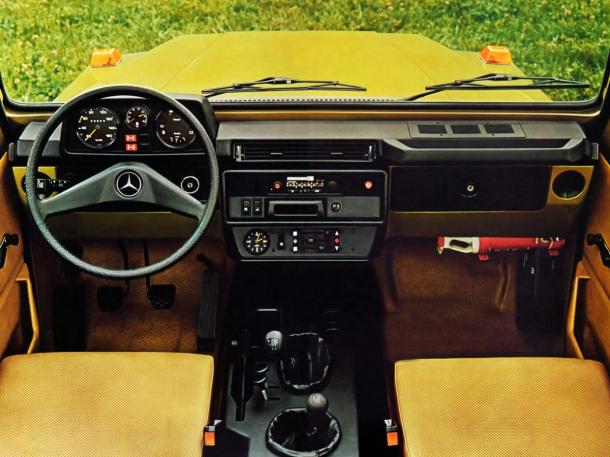 mercedes-benz-230g-interior