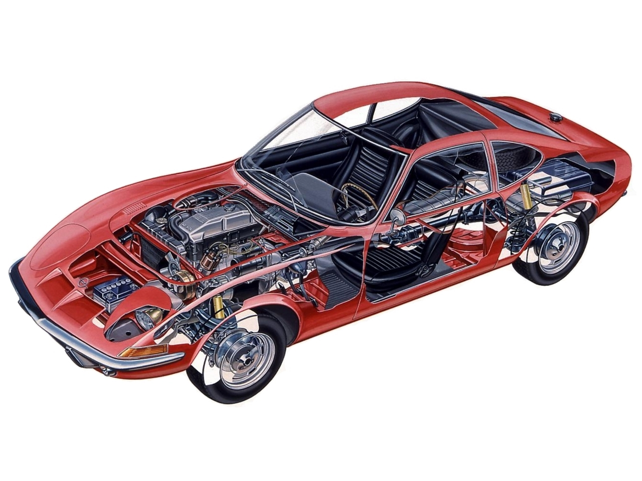 Opel Gt Cutaway together with  besides Volvo Pic also Dsc as well Volvo P With Overdrive Lgw. on 1970 volvo p1800 coupe