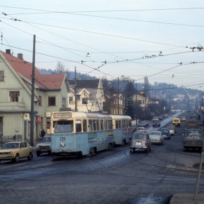 Rewind to Oslo, Norway, in 1975