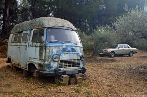 Rust in peace: Renault Estafette
