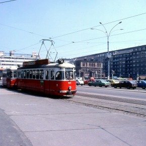 Rewind to Vienna,  Austria, in 1980