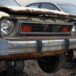 Rust in peace: Datsun210