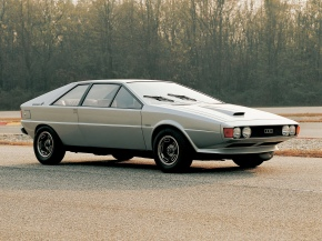 A look at the 1973 Audi-based Karmann Asso di Piccheconcept