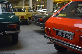 Ran When Parked visits the Aventure Peugeot museum in Sochaux,France