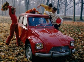 Caption contest: Citroën Dyane