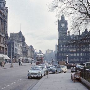 Rewind to Edinburgh, Scotland, in 1966