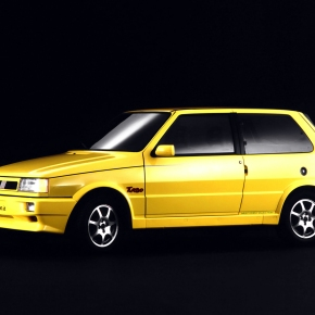 20 years ago: Fiat launches Brazilian-spec Uno Turbo i.e.
