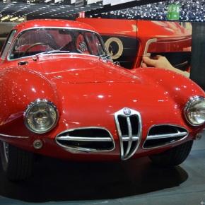 Live from the Geneva Motor Show: Alfa Romeo DiscoVolante