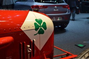 Live from the Geneva Motor Show: 1923 Alfa Romeo RL