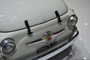 Live from the Geneva Motor Show: 1964 Fiat Abarth 695 SS