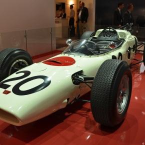 Live from the Geneva Motor Show: 1964 HondaRA271