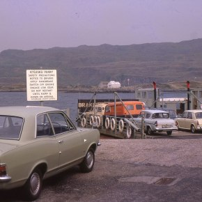 Rewind to Kylesku, Scotland, in 1968