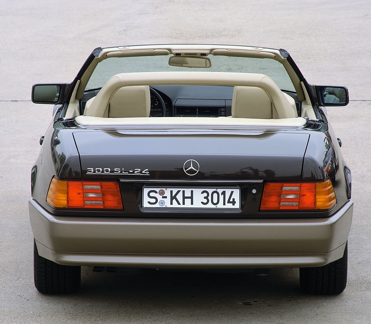25 years ago mercedes launches the r129 sl ran when parked. Black Bedroom Furniture Sets. Home Design Ideas