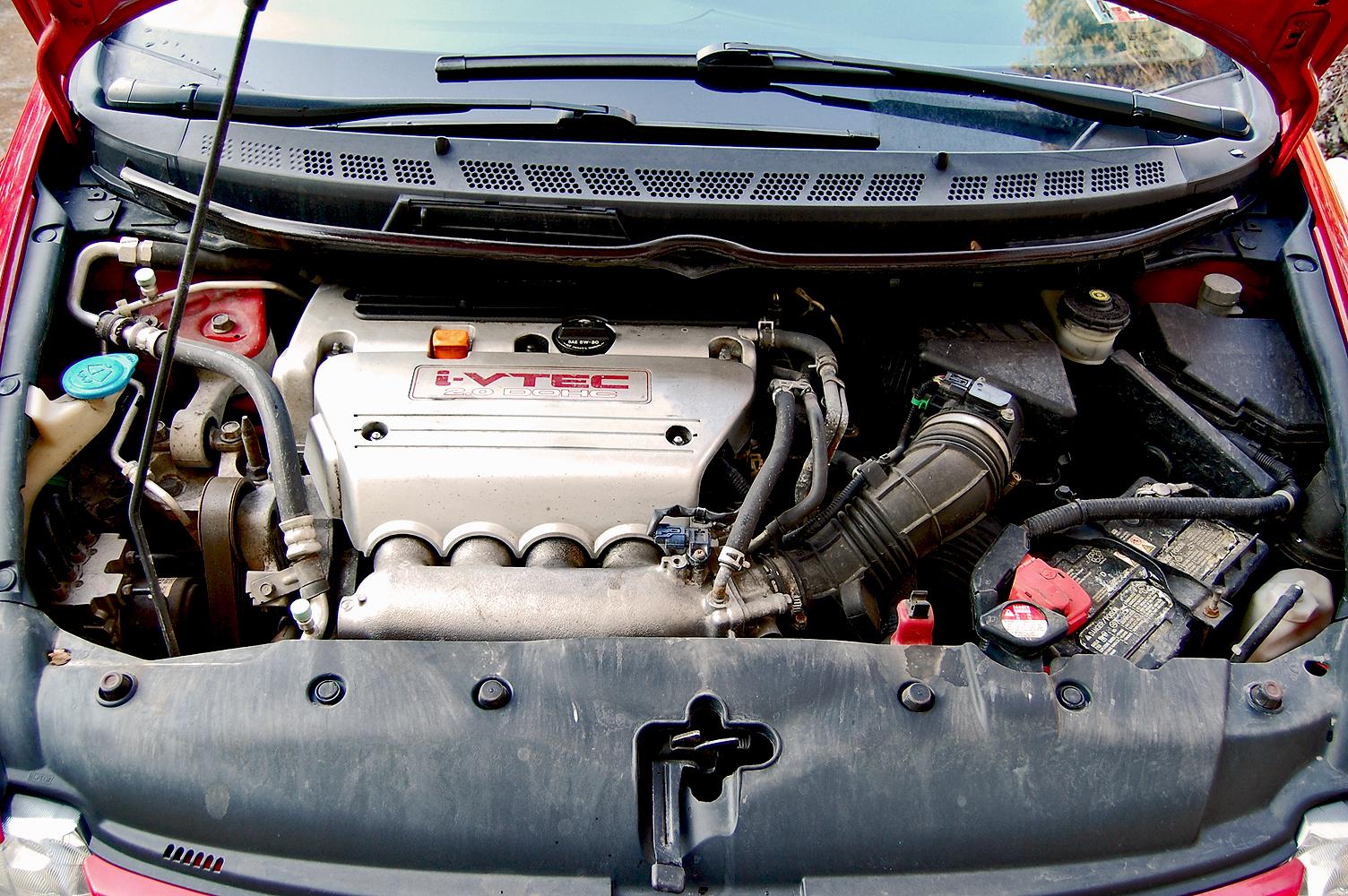 Wheel Bearing Noise >> Long Term Update: 2008 Honda Civic Si | Ran When Parked
