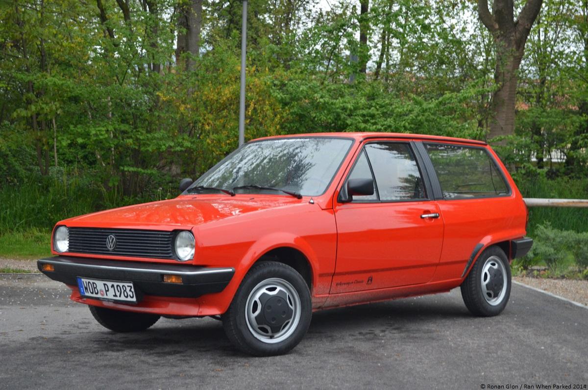1983 Volkswagen Polo Mk2 21 Ran When Parked