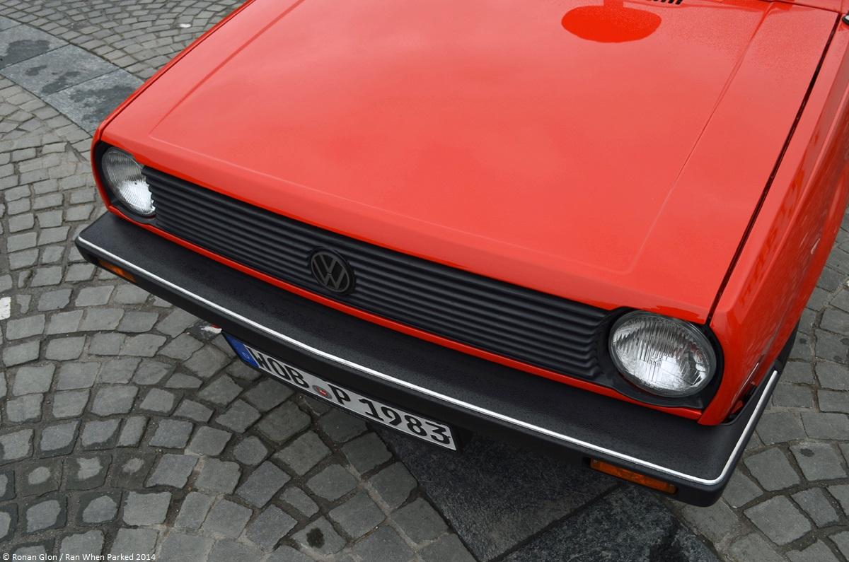 1983 Volkswagen Polo Mk2 6