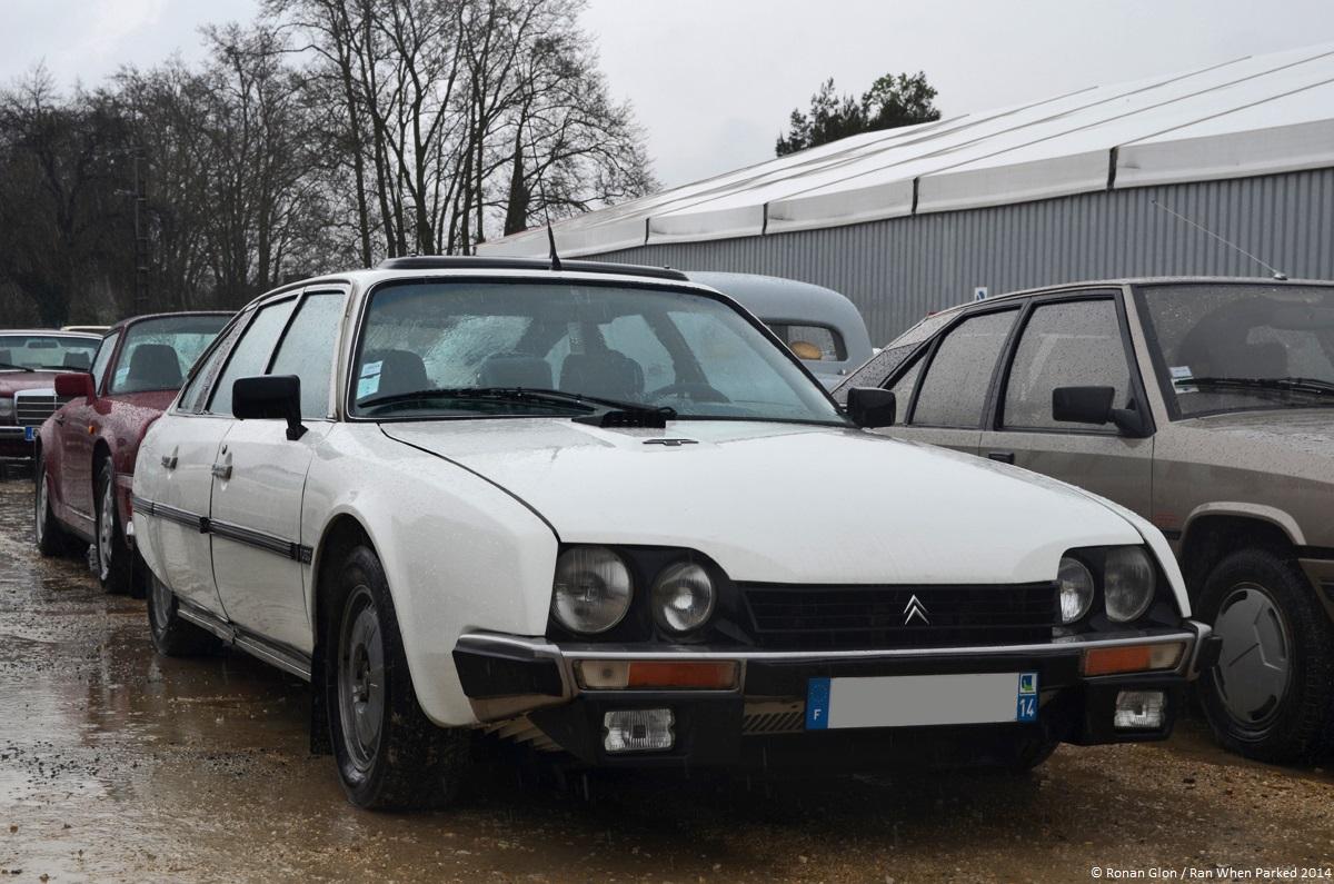 2014 avignon motor festival citroen cx 1 ran when parked for Garage citroen avignon mistral 7