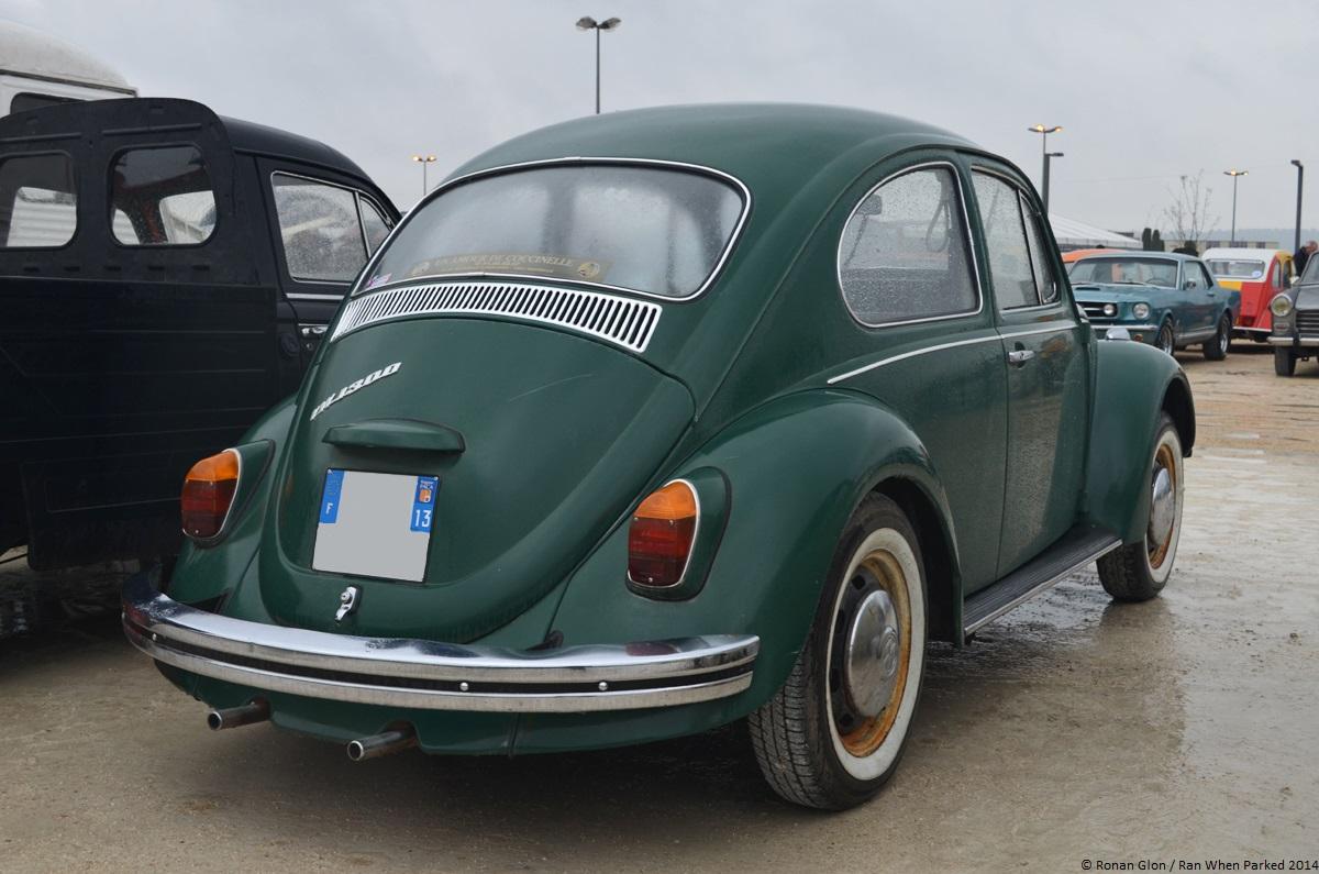 2014 avignon motor festival vw beetle 1 ran when parked. Black Bedroom Furniture Sets. Home Design Ideas