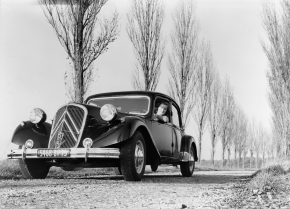80 years ago: Citroën introduces the TractionAvant