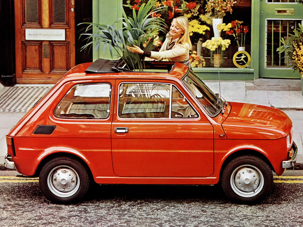 caption contest fiat 126 ran when parked. Black Bedroom Furniture Sets. Home Design Ideas