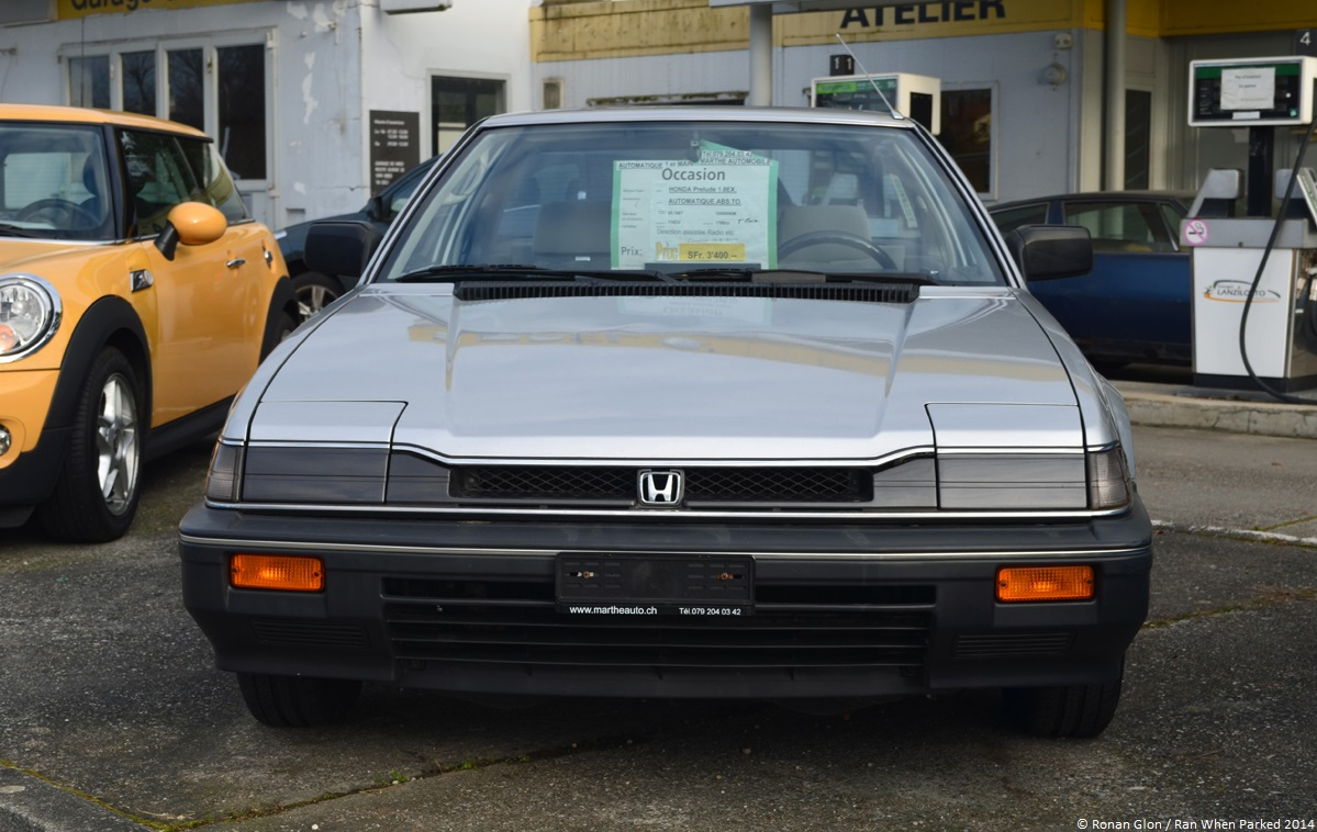 is the honda prelude mk2 a future classic ran when parked. Black Bedroom Furniture Sets. Home Design Ideas