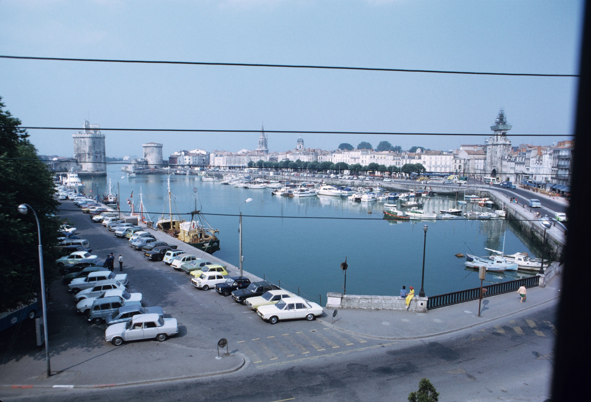 Rewind To La Rochelle France In The Early 1970s Ran When Parked