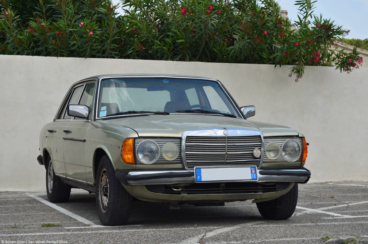 five common issues to look for when buying a mercedes w123 ran when parked. Black Bedroom Furniture Sets. Home Design Ideas