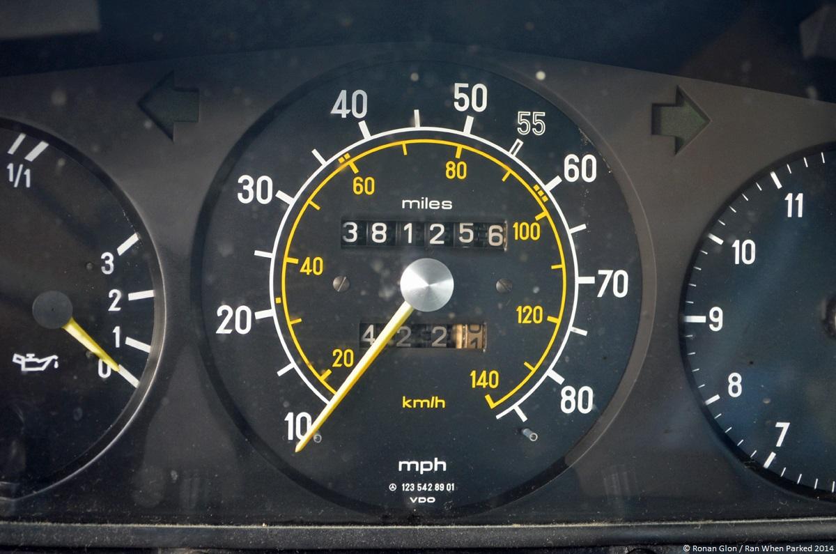 Mercedes 240d problems