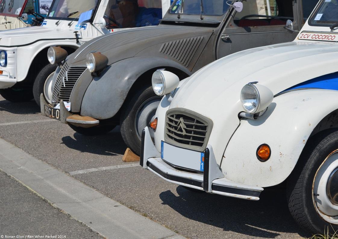 The third annual velaux r tro car show ran when parked for Garage renault velaux