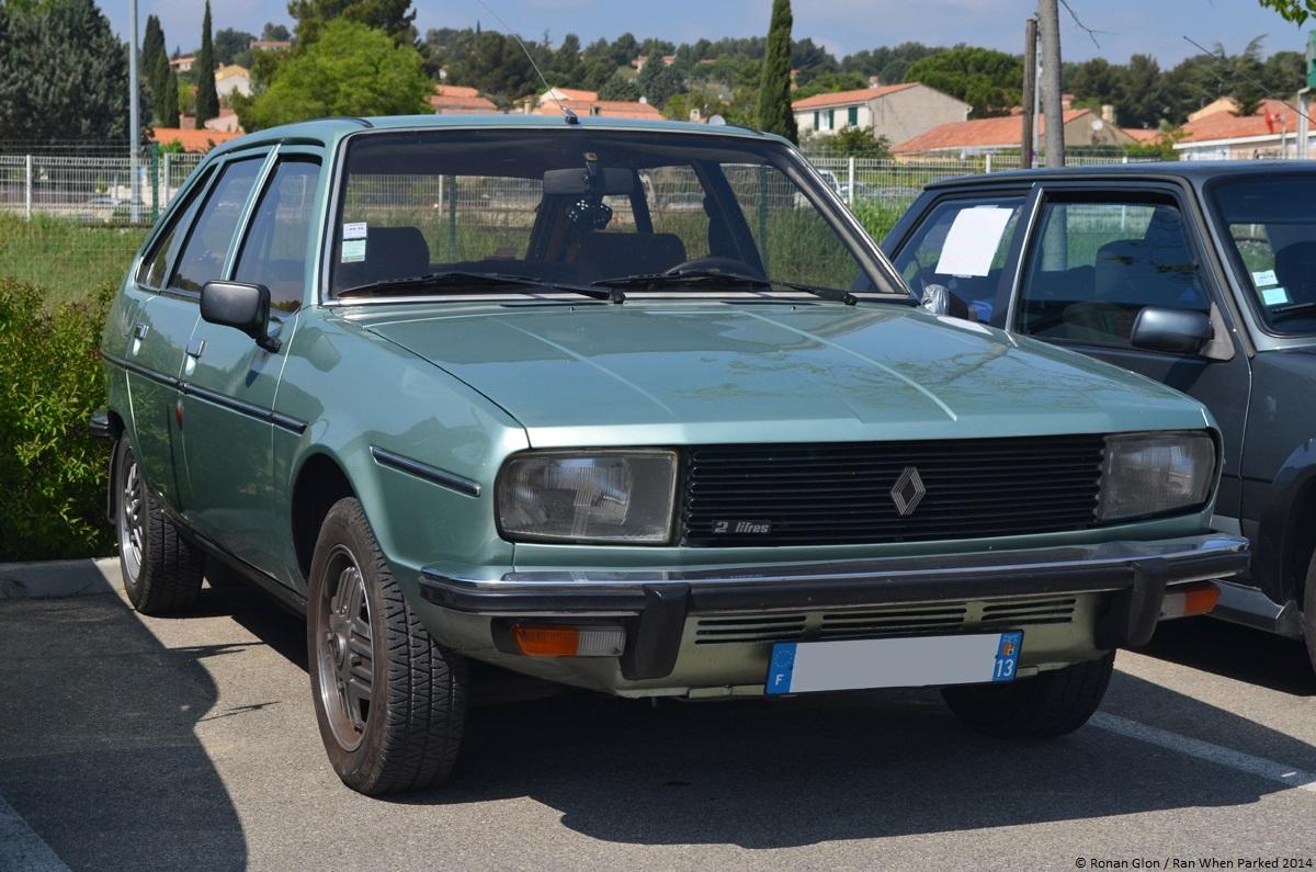 Mot auto velaux 2014 renault 20 1 ran when parked for Garage renault velaux
