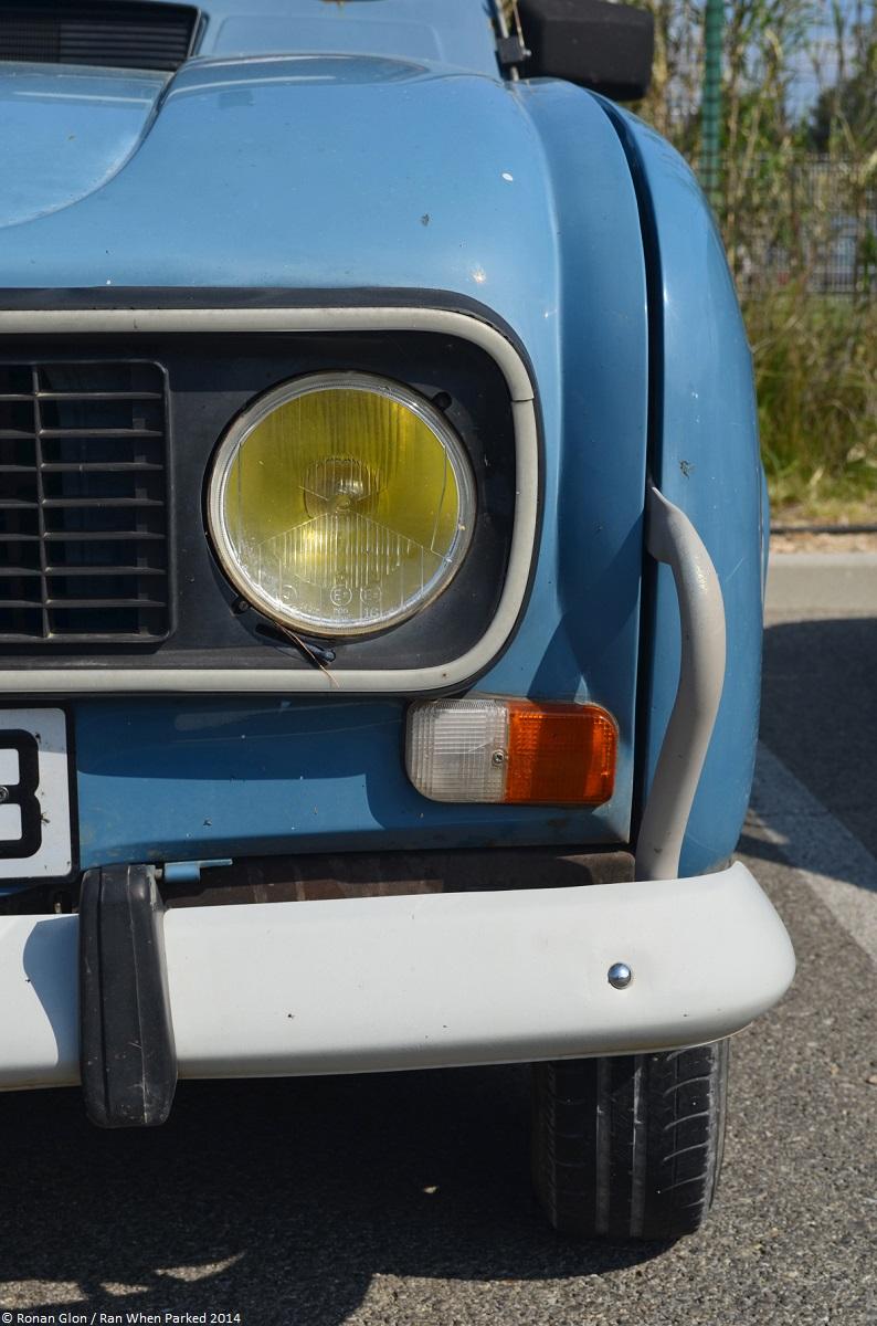 Mot auto velaux 2014 renault 4 1 ran when parked for Garage renault velaux