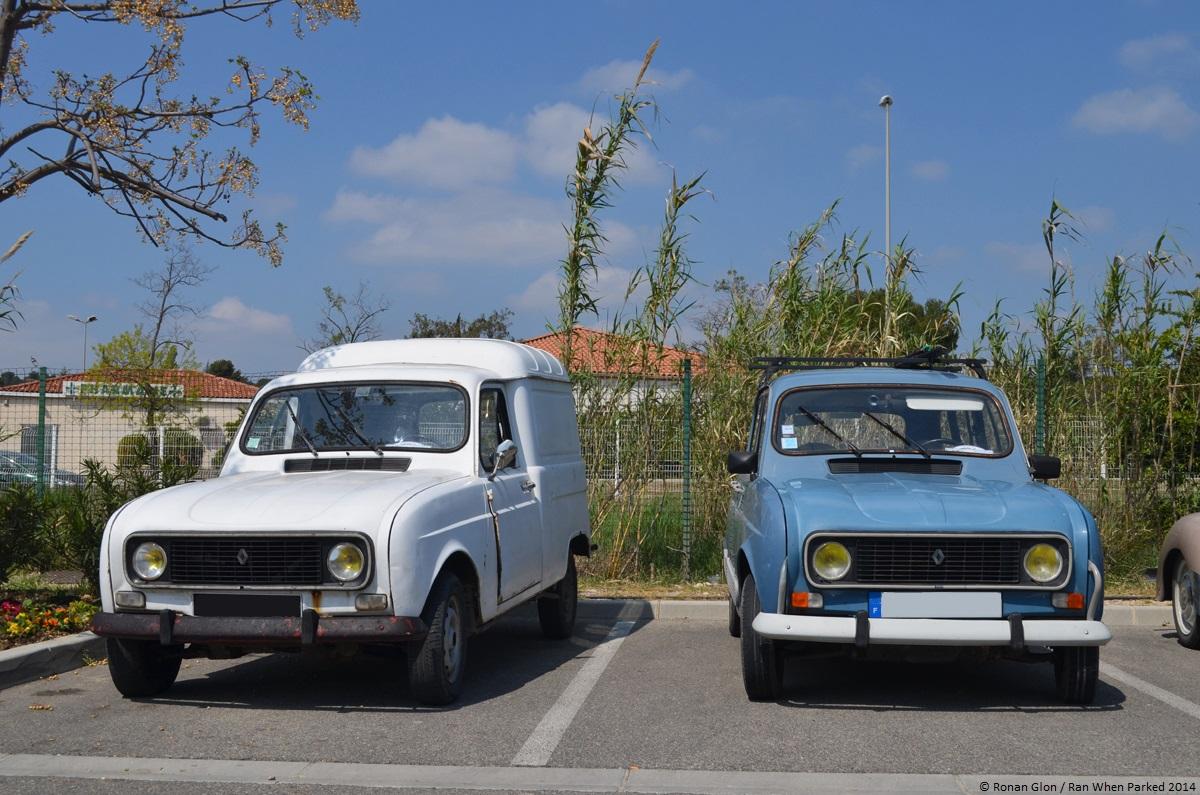 Mot auto velaux 2014 renault 4 3 ran when parked for Garage renault velaux