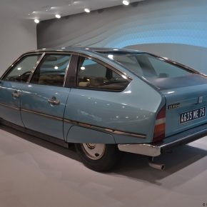 Live from the Beijing Motor Show: Citroën CX