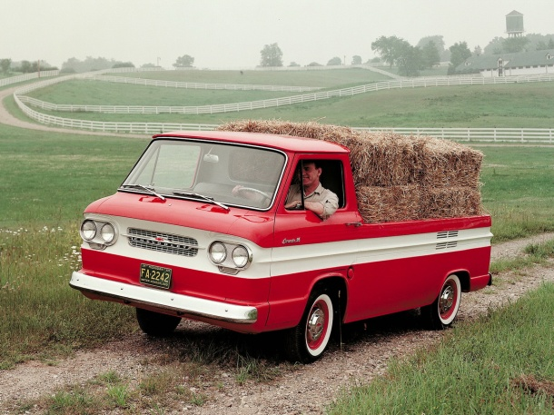 1961 Chevrolet Corvair 59 Pick-up