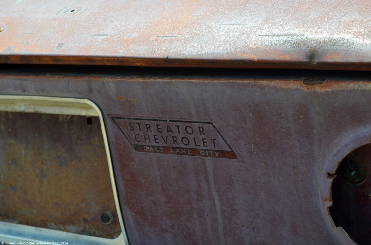 A collection of vintage dealer stickers | Ran When Parked