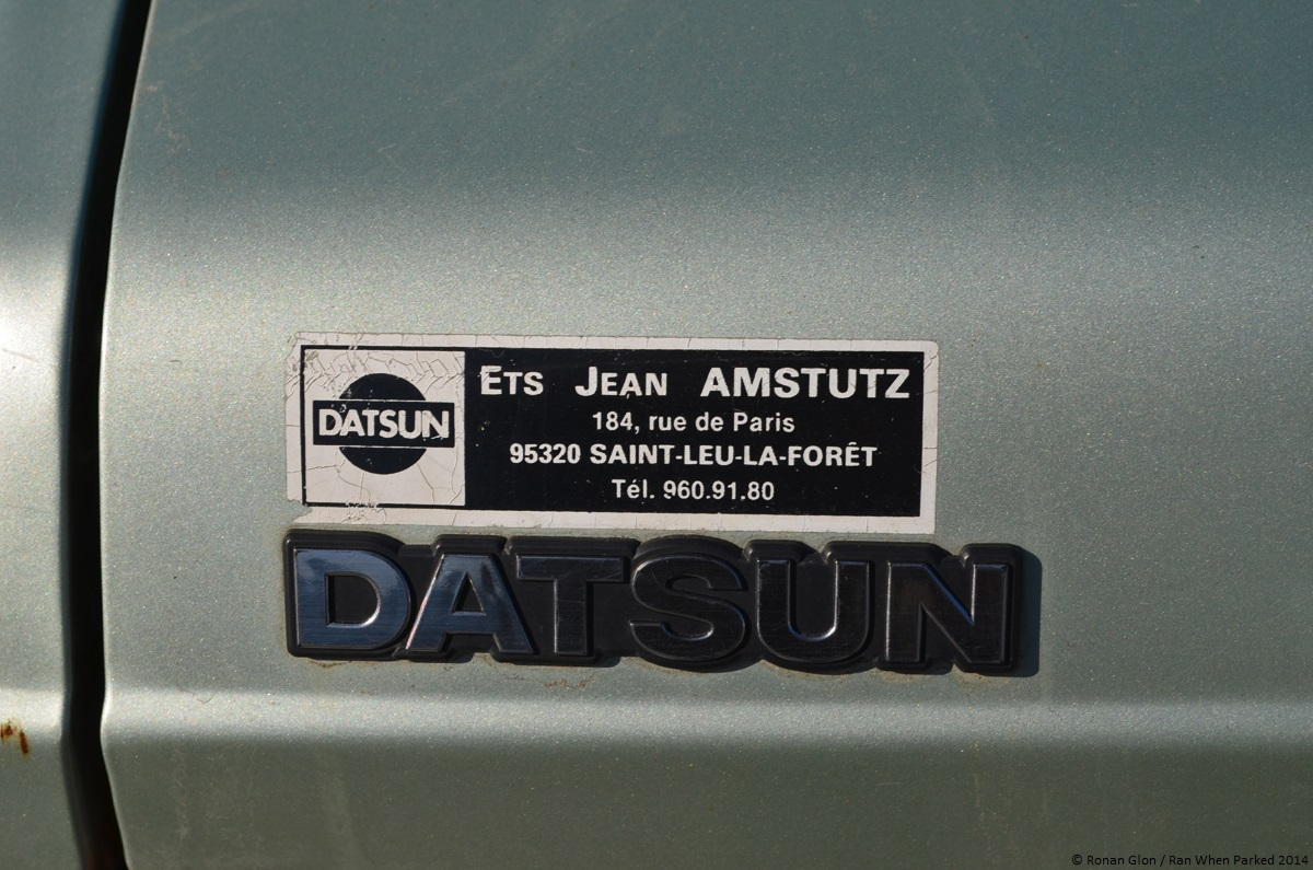 Volkswagen Dealership Utah >> A collection of vintage dealer stickers | Ran When Parked