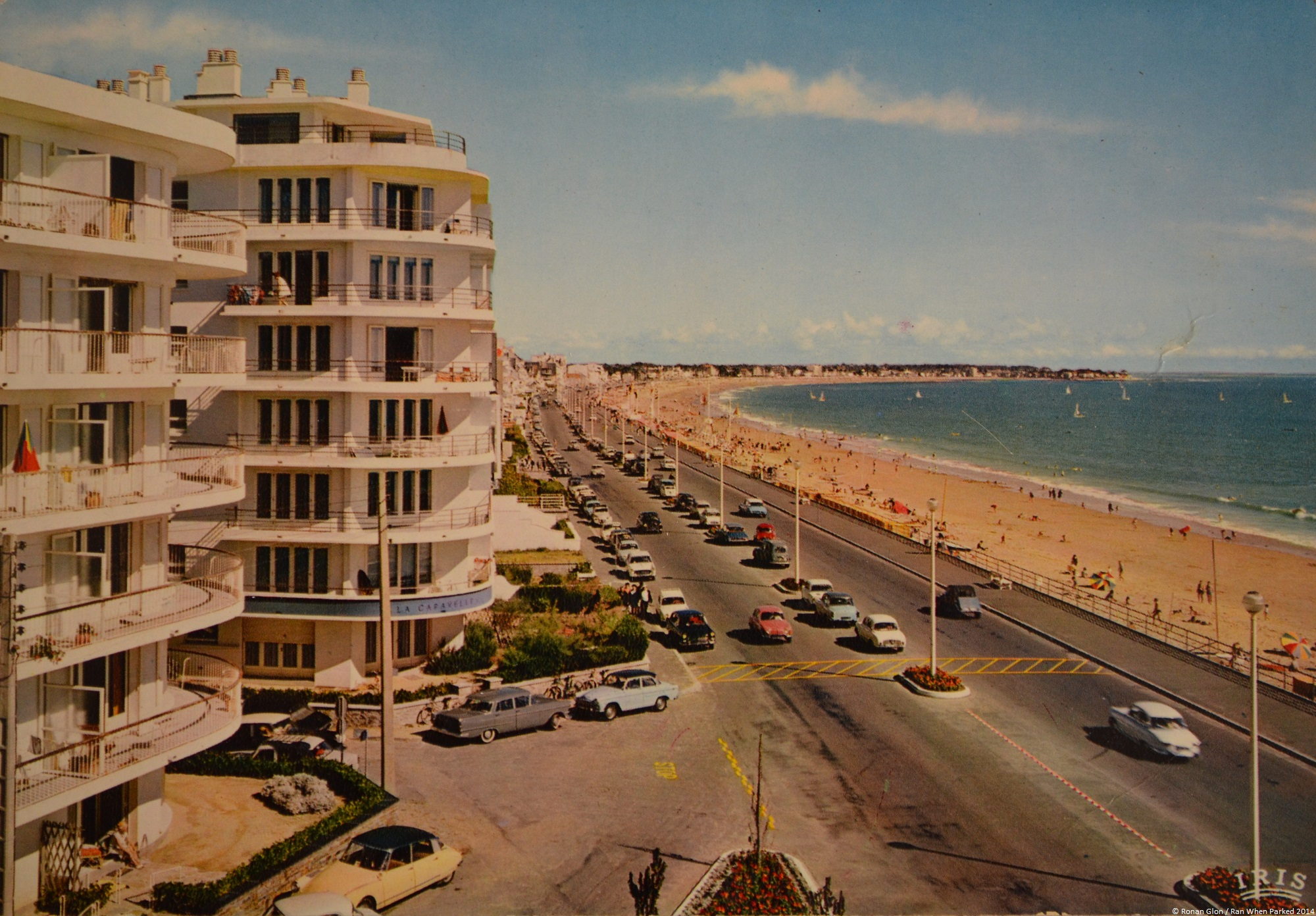 La Baule France  City new picture : Rewind to La Baule, France, in the late 1960s / early 1970s | Ran When ...