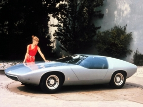 A look at the 1969 Opel CD concept