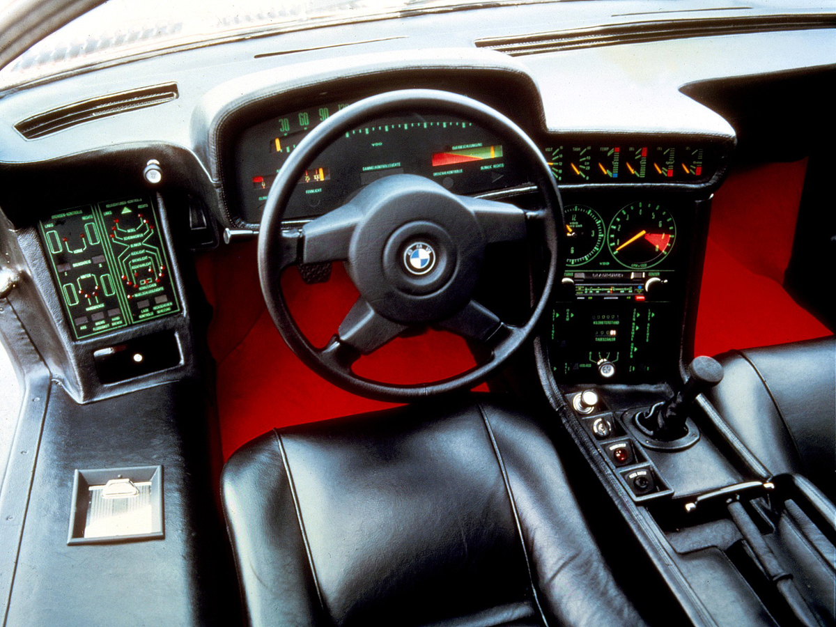 a look at the 1972 bmw turbo concept ran when parked. Black Bedroom Furniture Sets. Home Design Ideas