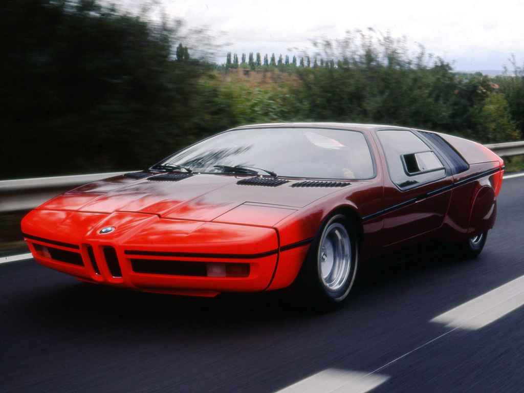 A look at the 1972 BMW Turbo concept | Ran When Parked