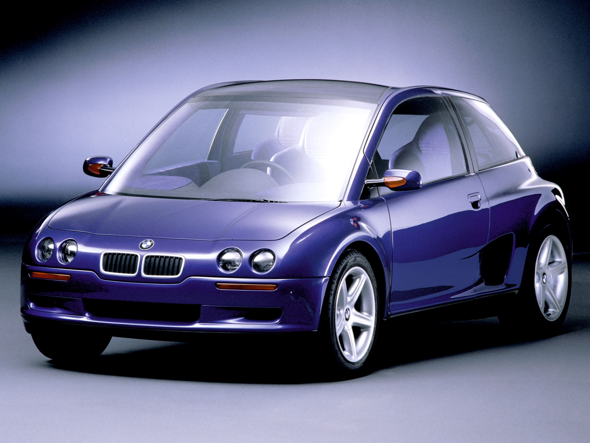 A look at the 1993 BMW Z13 concept | Ran When Parked