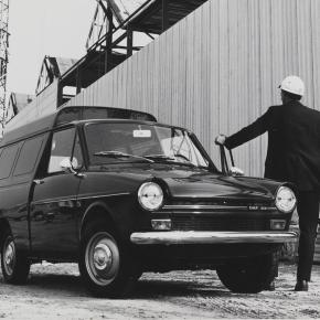 Topical advertising: Car-based vans (part two)