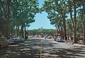Rewind to Aix-en-Provence, France, in the early 1960s