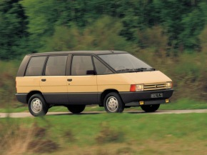 30 years ago: Renault introduces the Espace