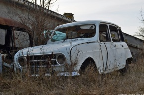 Rust in peace: Renault 4