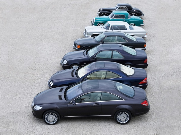 mercedes-benz-cl-family-tree