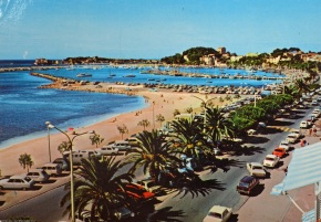 Rewind to Bandol, France, in the late 1960s