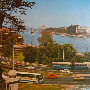 Rewind to Budapest, Hungary, in the1980s