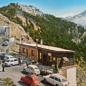 Rewind to Passo di Langan, Italy, in the late1960s