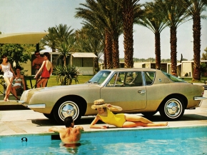 Caption contest: Studebaker Avanti